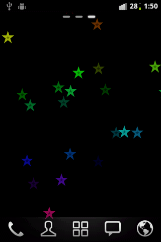 Rainbow Stars Free&Full - screenshot