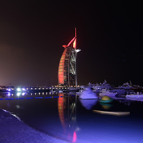 Burj Al Arab Dubai by Yadi Kustiadi - Buildings & Architecture Other Exteriors ( dubai )
