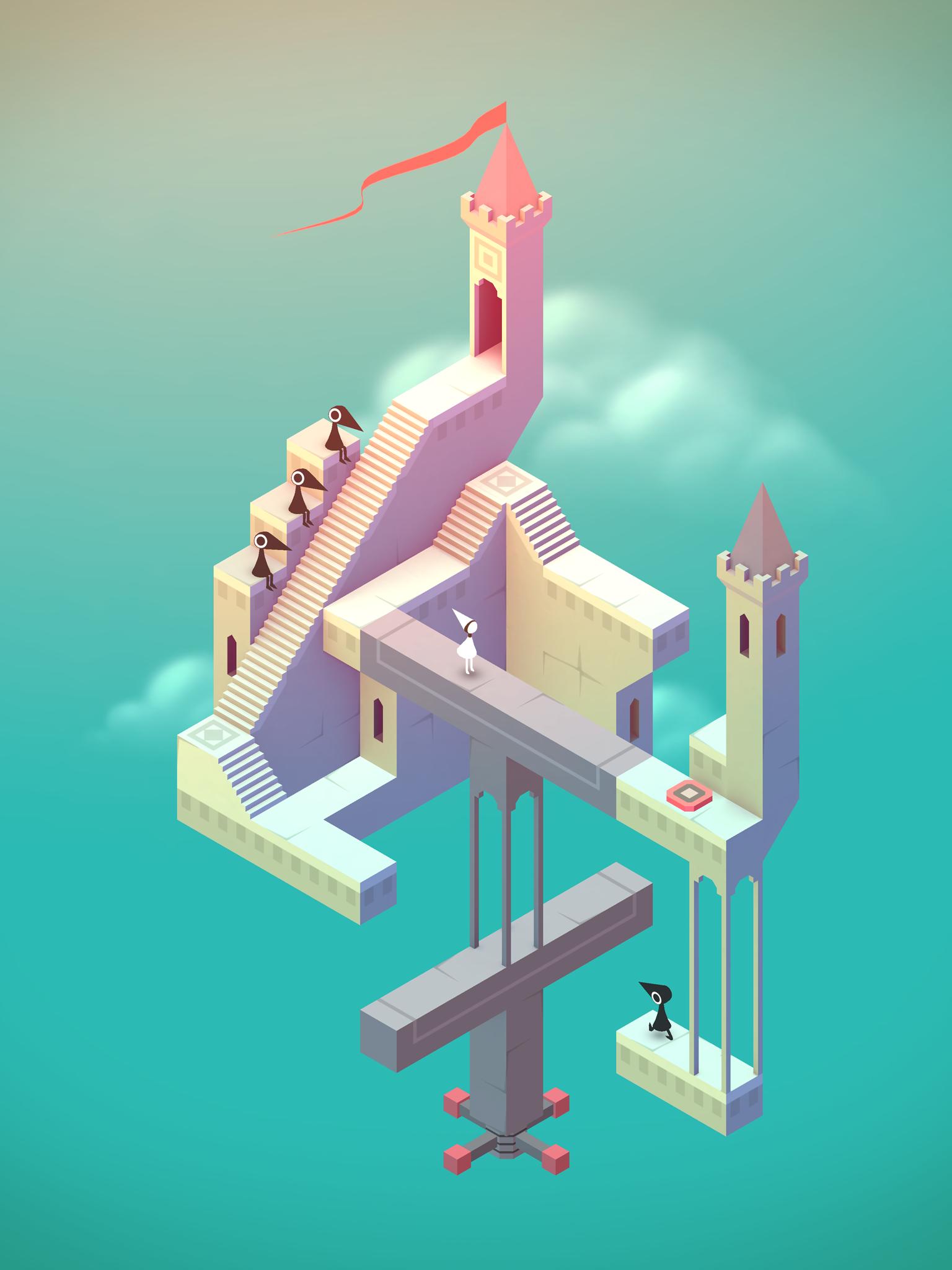 Monument Valley screenshot #9