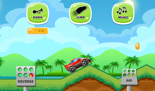 Car Racing Game Toddlers Kids- screenshot thumbnail