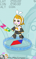 Screenshot of MikuMikuCompass