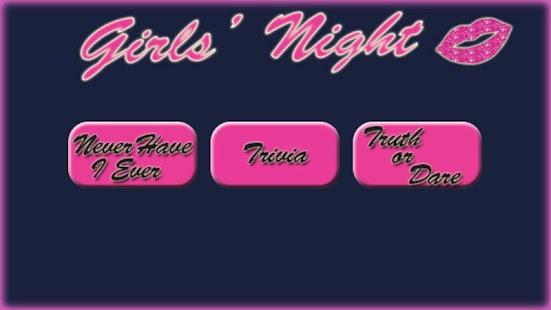 Girls Night - Family Version