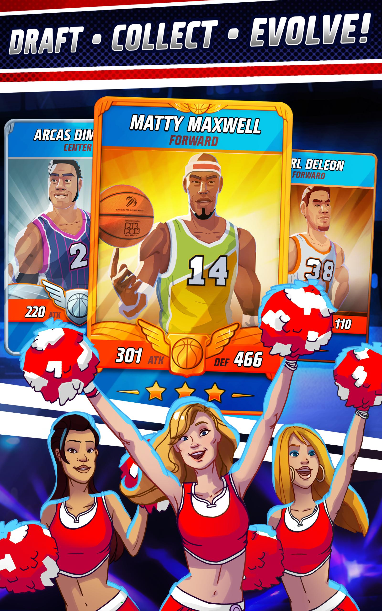 Rival Stars Basketball screenshot #11