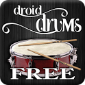 Drums Droid HD FREE icon