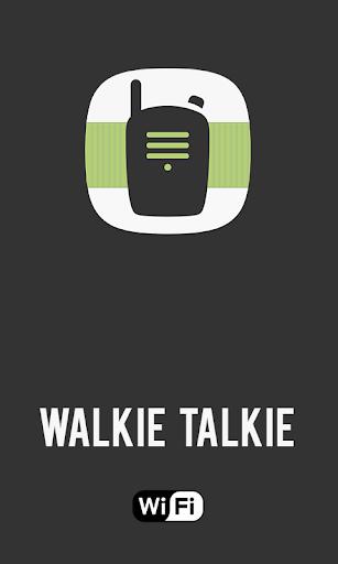 Wifi Walkie Talkies Pro