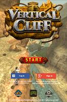 Screenshot of Vertical Cliff