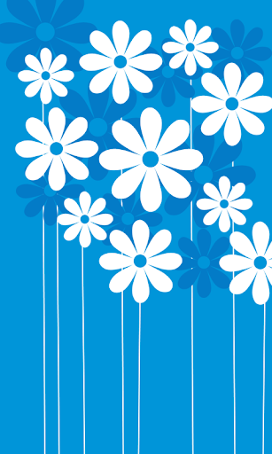 Auto Wallpaper Changer -Flower