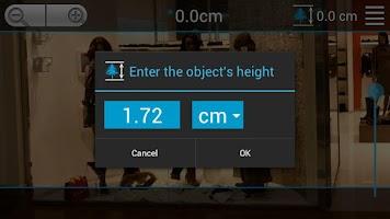 Screenshot of Distance Measure