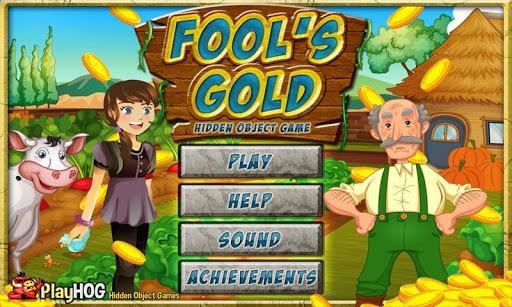 Fools Gold Free Hidden Objects