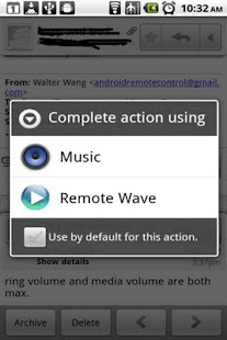 Remote Wave Free - screenshot thumbnail