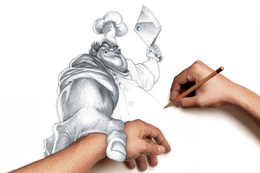 Pencil Sketch 3D Pro