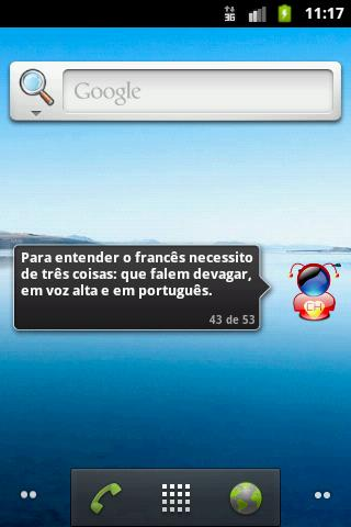 Frases do Chapolin Colorado- screenshot