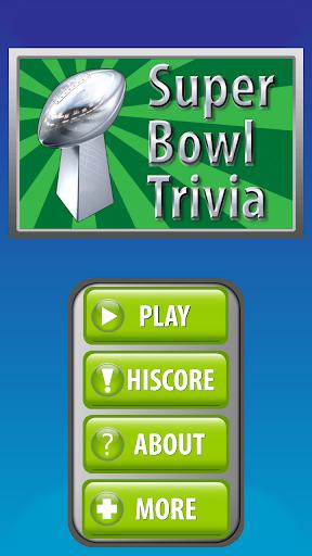 Super Bowl Trivia - Free