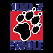 Seattle Wolf - 100.7 - KKWF-FM