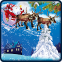 Christmas Night Live Wallpaper icon