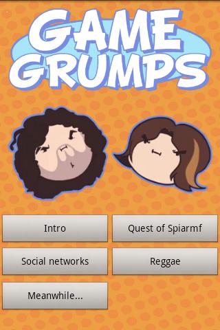 NEW Game Grumps Soundboard