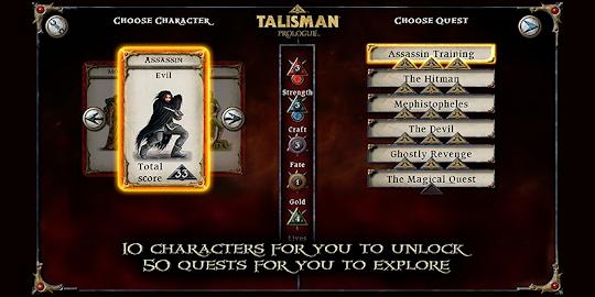 Talisman Prologue Screenshot 4