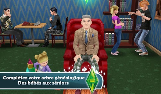 les sims freeplay applications android sur google play. Black Bedroom Furniture Sets. Home Design Ideas