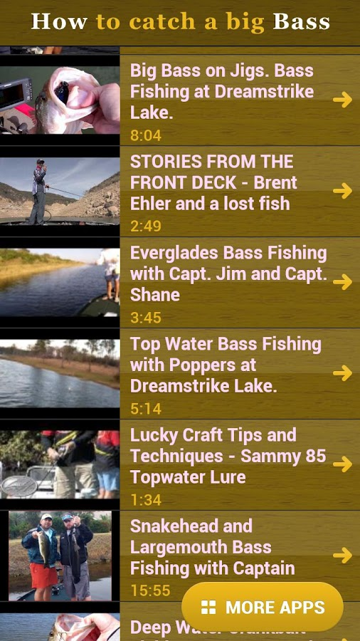 Bass Fishing - screenshot