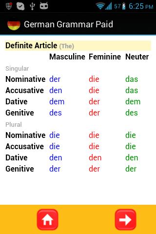 German Grammar Paid