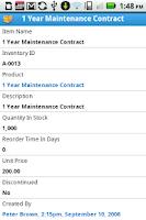 Screenshot of Salesforce Classic