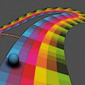 Impossible Rainbow Road