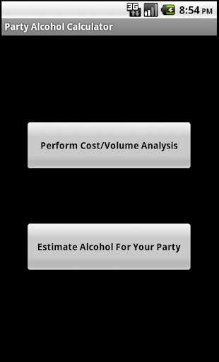 Alcohol Party Calculator FREE
