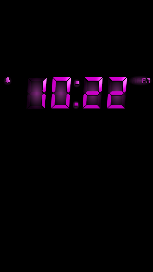 Alarm Clock Free - screenshot