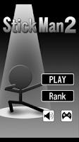 Screenshot of Stick Man 2