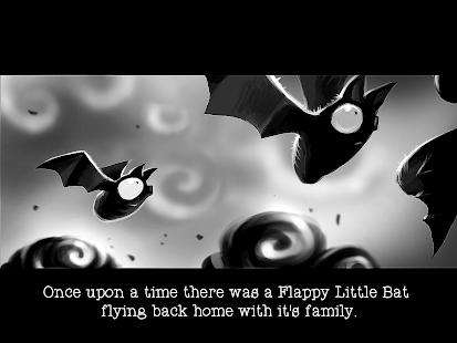 Flappy Little Bat