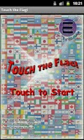 Screenshot of Touch the Flag!