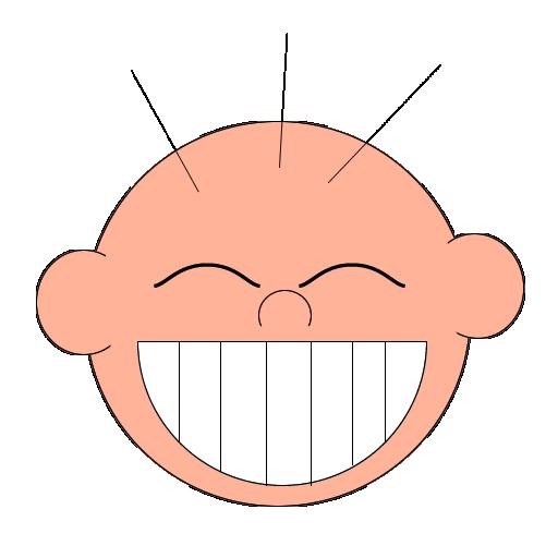 Coolsymbols表情包秃叔叔YOYO 個人化 App LOGO-硬是要APP