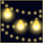 Patio Lights Live Wallpaper icon