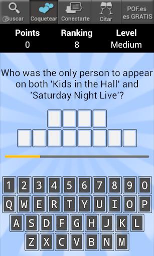 【免費娛樂App】Hangman Quiz Trivia-APP點子