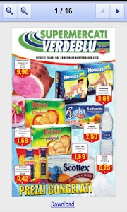 Supermercati Verdeblu screenshot 3