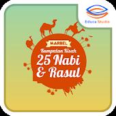Marbel Kisah 25 Nabi