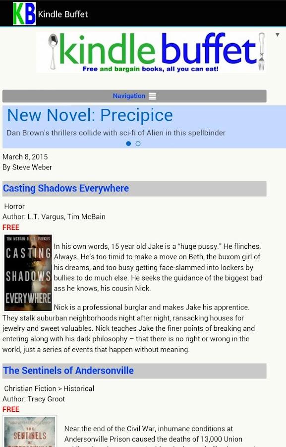 Free Kindle Books Daily Alert- screenshot