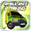 Ambulance Parking 3D icon