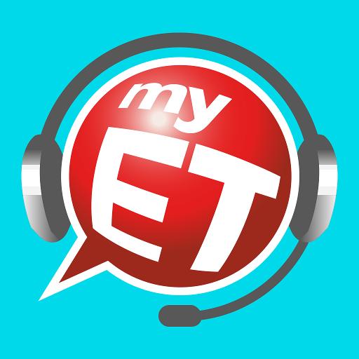 教育App|MyET 我的口语家教 LOGO-3C達人阿輝的APP