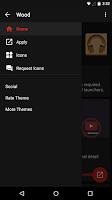 Screenshot of Wood - Icon Pack