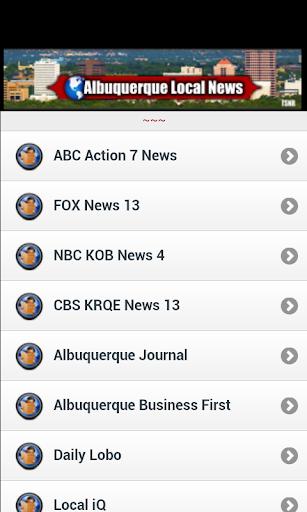 Albuquerque Local news