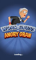 Screenshot of Word Games with Angry Gran