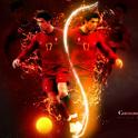 Ronaldo HD Live Wallpaper icon