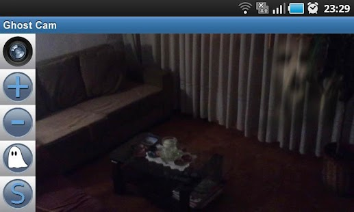 Ghost Cam Lite - screenshot thumbnail