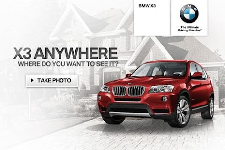 BMW X3 Anywhere - screenshot thumbnail