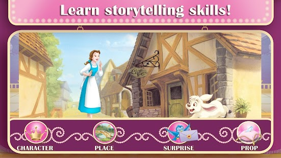 Disney Princess: Story Theater- screenshot thumbnail