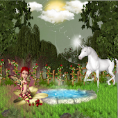 Enchant Forest Fairy GO THEME