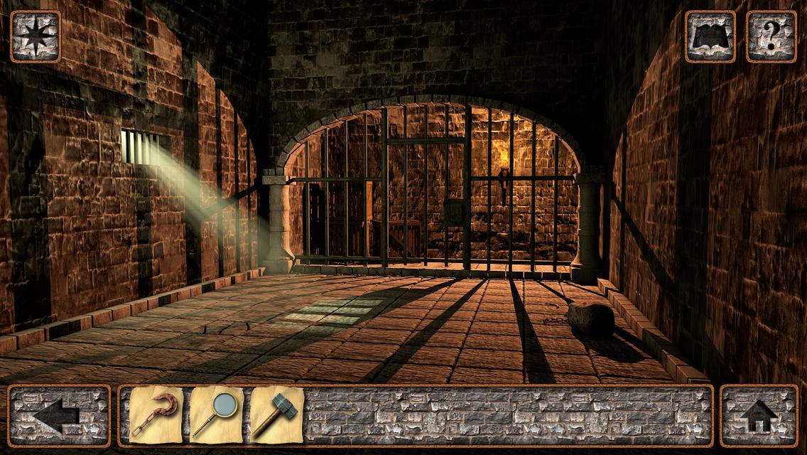 Cryptic Escape- screenshot