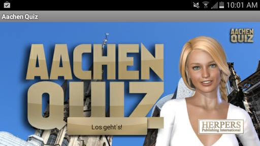 Aachen Quiz - Kostenlos