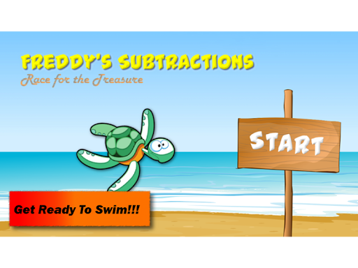 Freddy's Subtractions GOLD